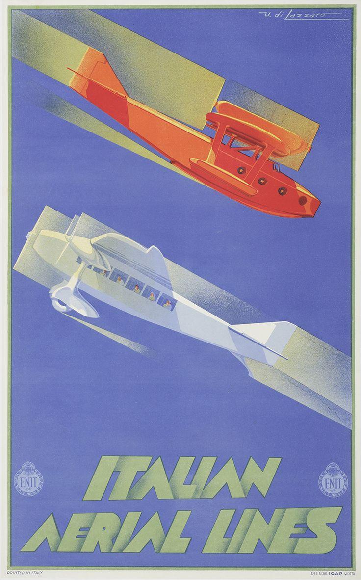 17 best images about italian poster art on pinterest for Designer di mobili francesi art deco