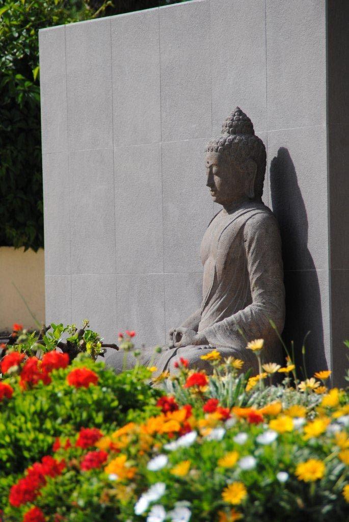 Buddha - Easy Spa Entrance at Gouvia - Corfu, Greece