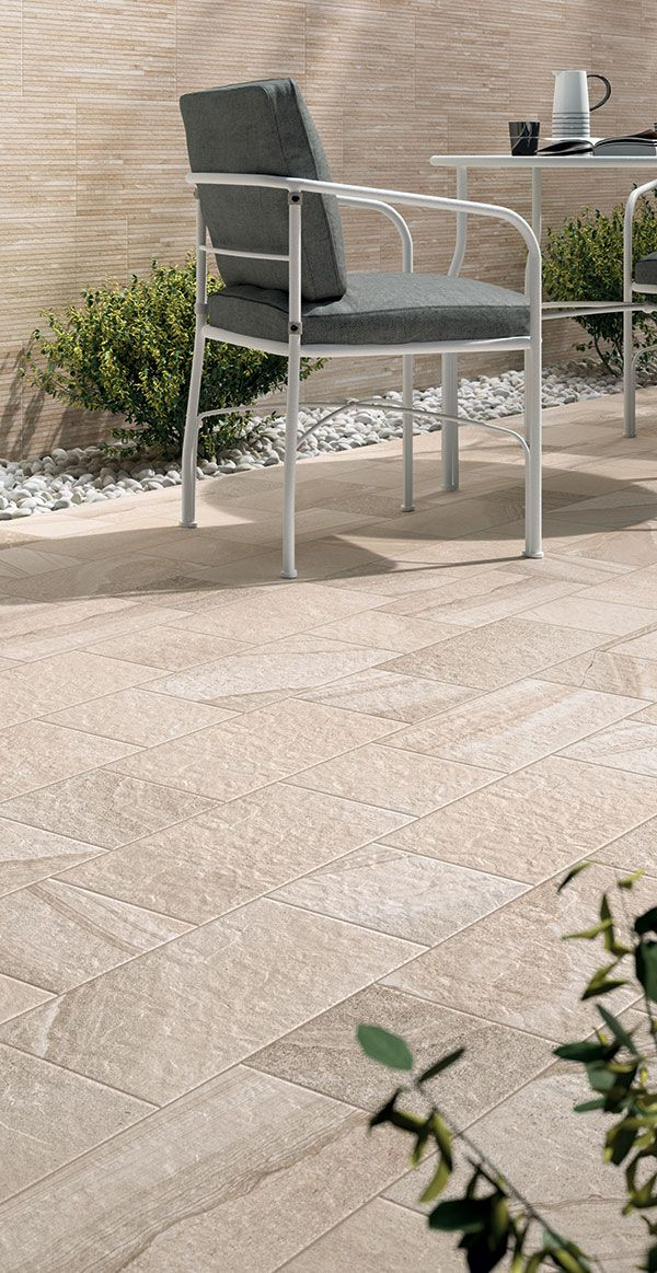 Multi Beige - a range by Italian Tile Manufacturer ABK with a stone patchwork feel. Full bodied porcelain tile collection inspired by natural stone, with colour variations and graphic combinations. Available in various sizes and finishes.