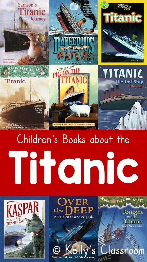 titanic books published in 1912