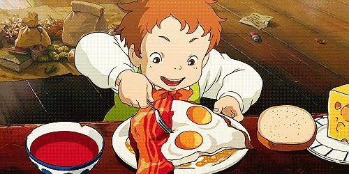 Howl's Moving Castle gif - this is me on a Sunday morning haha