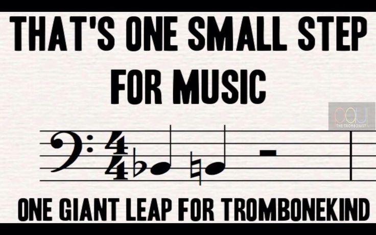 Trombone humor