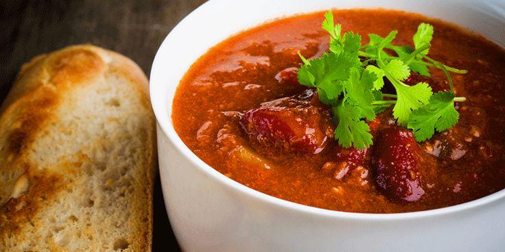 Originele Mexicaanse Chili Con Carne - Vers Inspiratie   Recepten