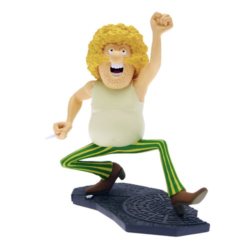 The Fabulous Furry Freak Brothers Fat Freddy Statue. The Fabulous Furry Freak Brothers Phineas Statue. Any child of the 60's/70's and reader of the alternative press of those times will require Fabulous Furry Freak Brothers statues to adorn their pad. If they don't add a Fat Freddy's Cat, there is no justice.
