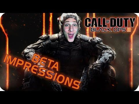 http://callofdutyforever.com/call-of-duty-gameplay/call-of-duty-black-ops-3-beta-gameplay-impressions-ps4-xbox-one-pc/ - Call of Duty: Black Ops 3 Beta - Gameplay Impressions! (PS4, Xbox One, PC)  These are MavAttack's Call of Duty: Black Ops 3 Impressions and gameplay of the beta and what the game is to be thus far. It's not terrible. Feels like a Black Ops game but is reminiscent of Advanced Warfare… Last Video ► https://www.youtube.com/watch?v=WLrFGPXJ