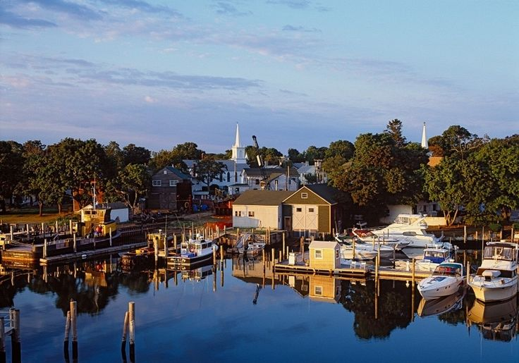 Greenport, Long Island  Loved it here.  Want to go back soon
