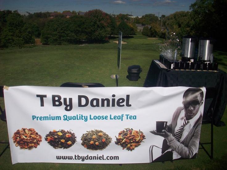 We were sponsors @ Ladies on The Links Golf Tournament In Brampton! Ladies TEA- OFF With T By Daniel