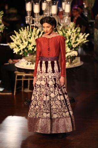 25 besten Manish Malhotra at Delhi Couture Week 2013 Bilder auf ...