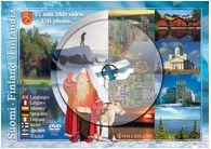 DVD carte postale sur la Laponie