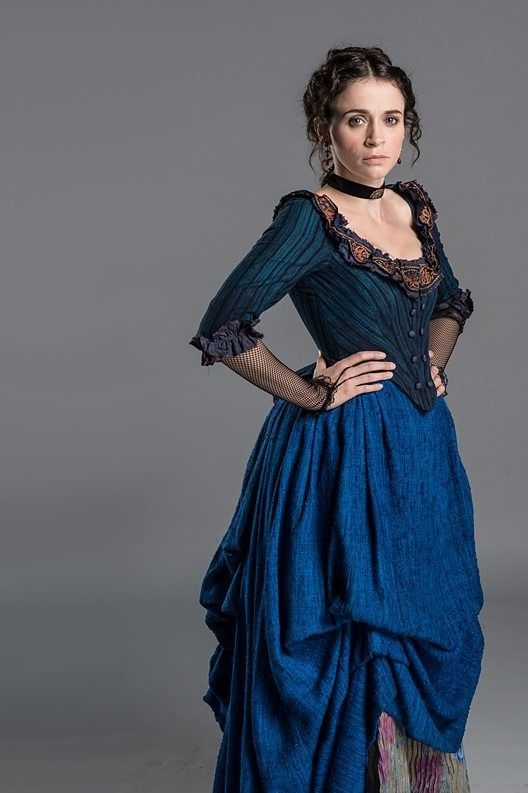 Rose from Ripper Street has lots of the same bad luck as my Rose in Reckless Wager.