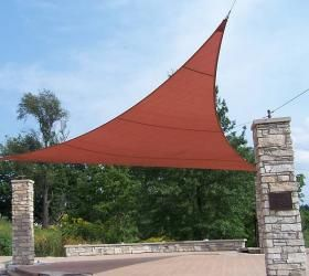11 Ft X Triangle Coolaroo Shade Sail