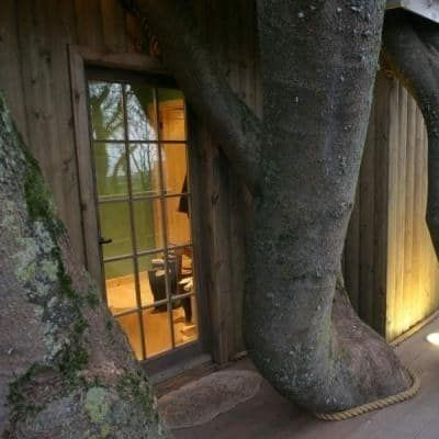 The Treehouse at Ackergill Tower, Caithness