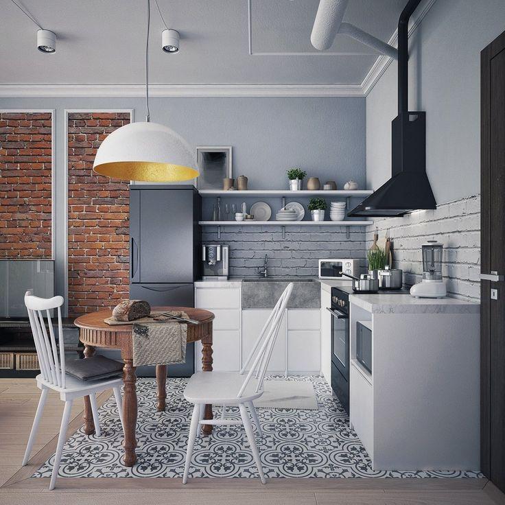 Grey KitchensInterior IdeasInterior DesignHome