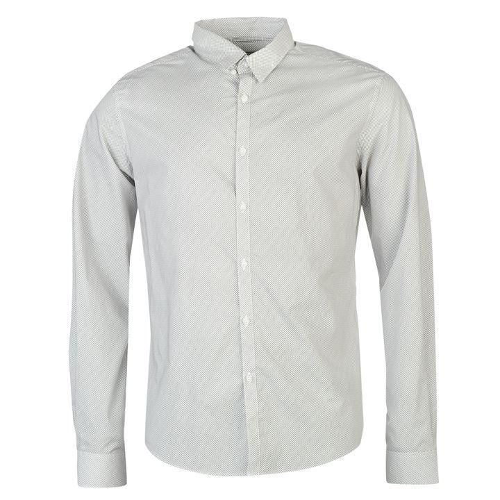 DKNY Hidden Button Shirt - USC