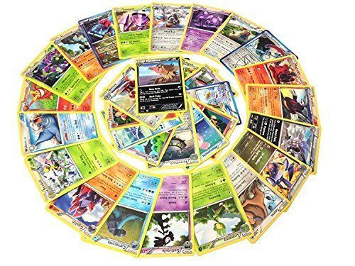 Pokemon Cards Lot 50 Assorted Genuine Pokemon Trading Card Game Collection NEW #Pokemon