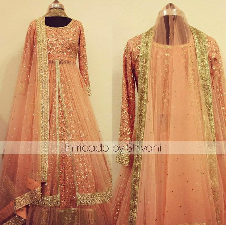 Thread, mukaish, sequins and pearl embroidered lehenga with front open flary jacket. To order/enquiry, email at shivani@intricado.com or Inbox on Facebook page www.facebook.com/intricado or Whatsapp at +918527463626  #mukaishwork #indianembroidery #indiancouture #ethniccouture #instadaily #indianfashion #embroidery #handwork #indianbridal #lehenga #ootd #instalove #bridallehenga #indianwear #engagementlehenga #lehenga #designerlehenga #indiandesigner #indianbride #indianbridal #indianwedding…