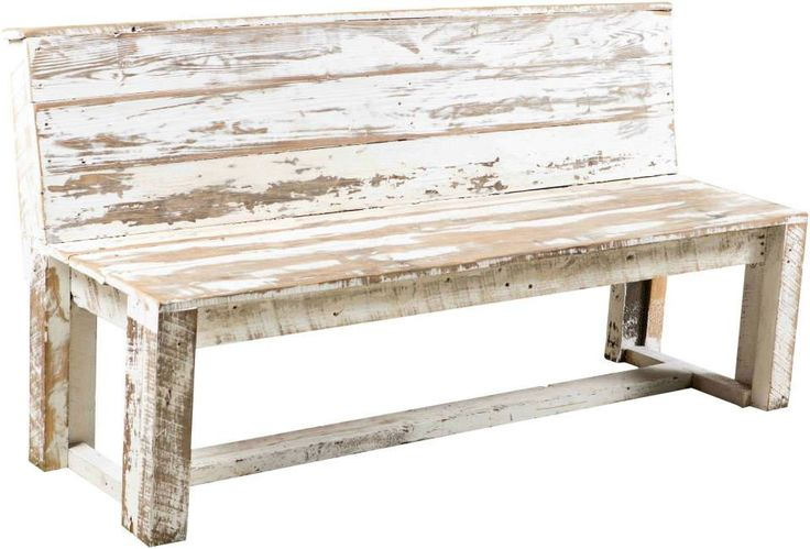 This rustic handmade bench can would work perfectly with costal or cottage decor. New from Surya. (RFL-1033)