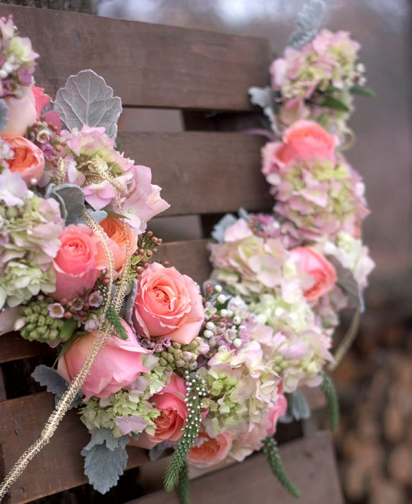 Pinterest Fall Wedding Flowers: 17 Best Images About Floral Garlands On Pinterest