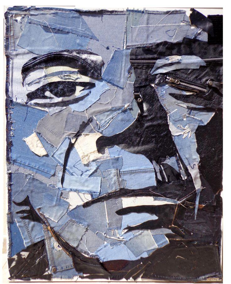 Lou Reed..black leather&jeans de @juniorlopez