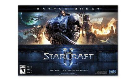 [groupon]StarCraft 2 Complete set ($20.99)