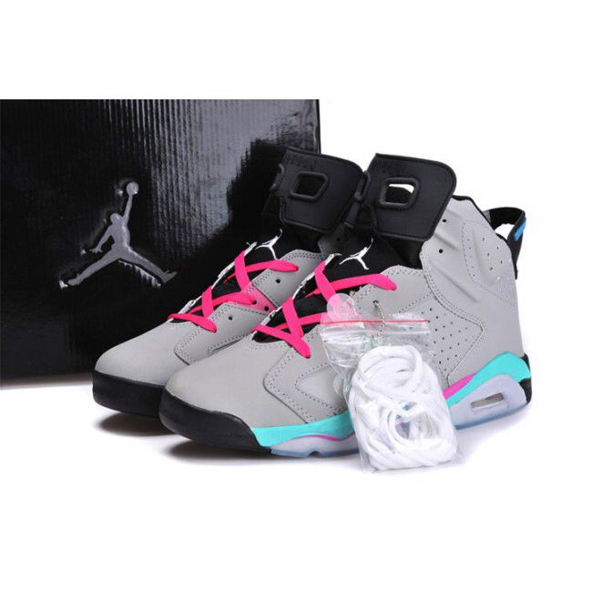 ca6a1764f7b4 ... XI 6 New Releases Womens Basketball Shoes Grey Pink Popular Super  Specials Find this Pin and more on Jordan s. Nike Air Jordan 6 .