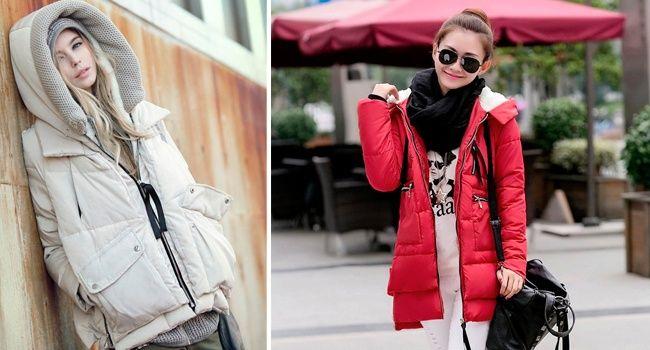 Женская парка Lady Down Jacket со скидкой 58% в Москве от WeClever.ru