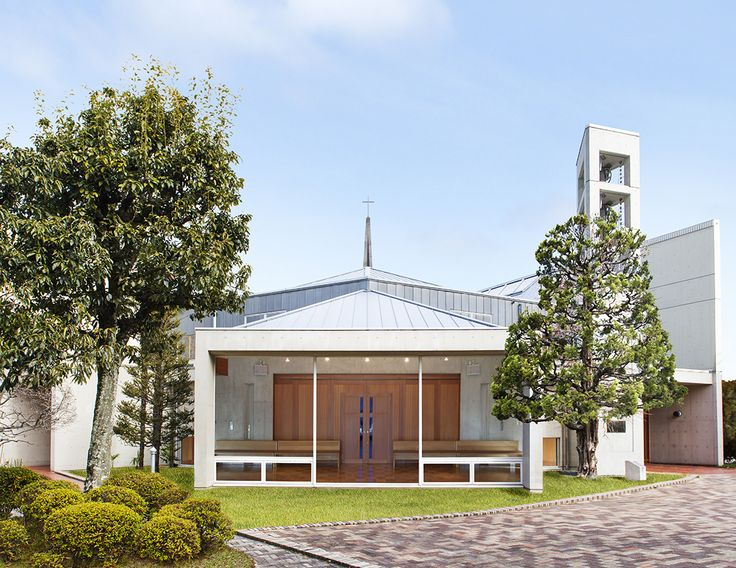 St. Viator Kitashirakawa    Catholic Church         京都 カトリック聖ヴィアトール 北白川教会  (許可を頂き撮影致しました) photo 鈴木健太