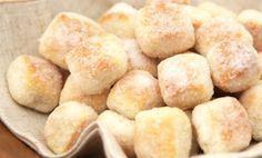 Biscoitinho de coco