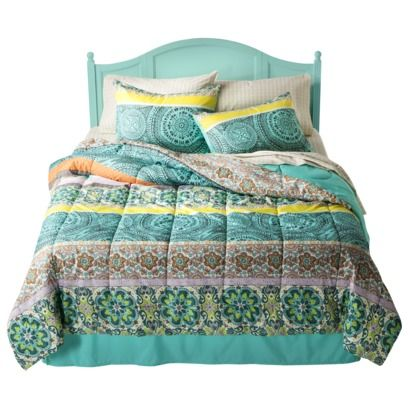 Xhilaration® Boho Bright Bed In A Bag (Was on sale in the ad, along with other 6 piece twin sets)
