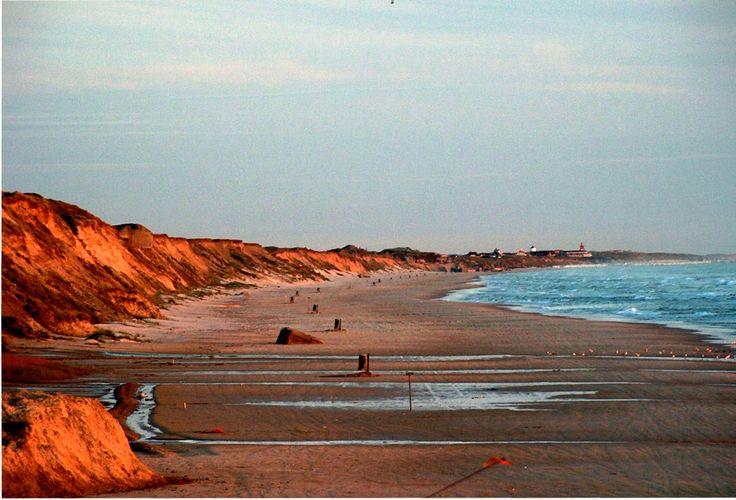 Danmark, Lokken strande