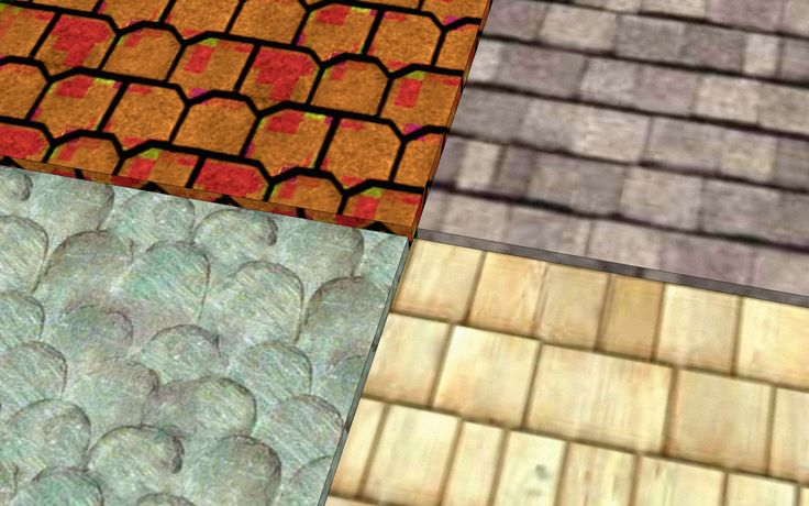 Choose The Color Of Roofing Shingles