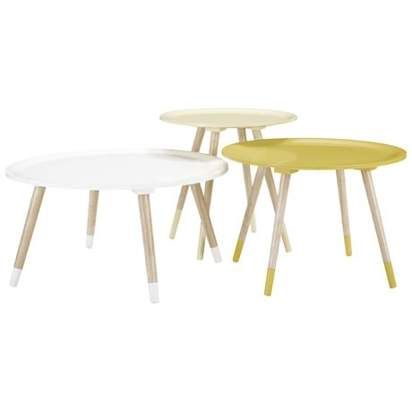Spoke Side Table Pack of 3 was $289, NOW $199 #absolutelyeverythingsonsalesale #freedomaustralia