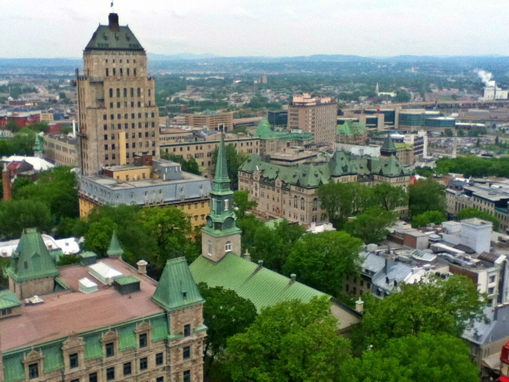 Old Quebec City Canada #travel