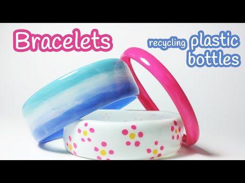 Fabriquez des jolis bracelets en recyclant vos bouteilles de plastique! - Trucs et Bricolages