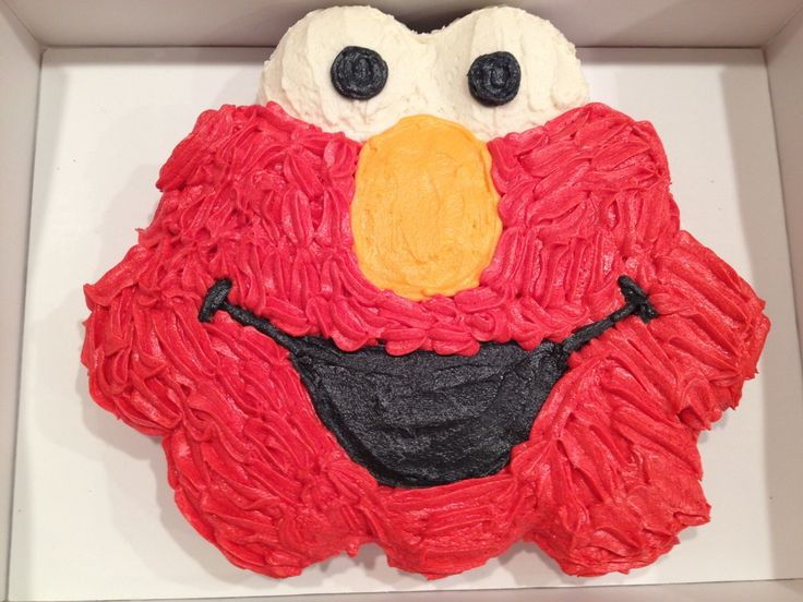 107 Best Images About Elmo Party On Pinterest Cookie