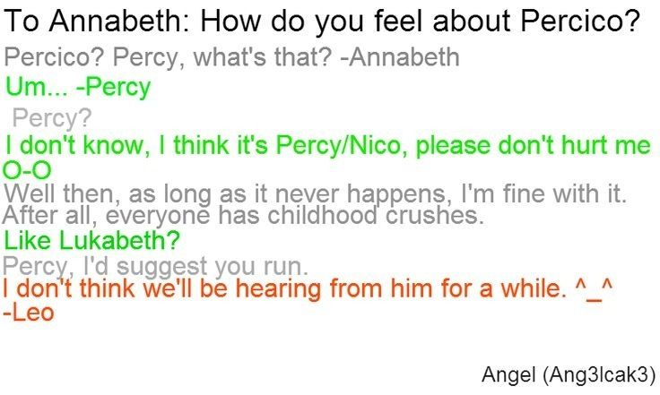 percy jackson ask the demigods - Google Search from <3 collection ...