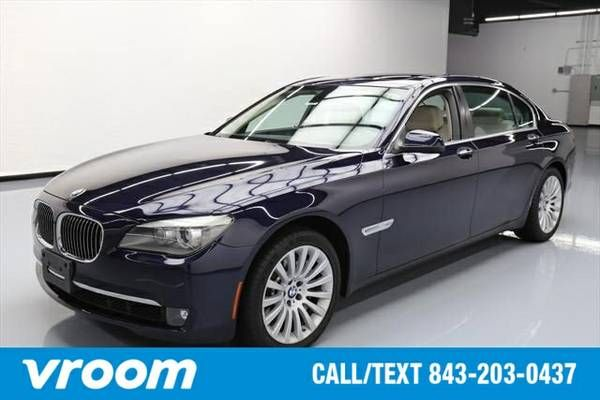 2012 BMW 7-Series 7 DAY RETURN / 3000 CARS IN STOCK (VROOM – Trade-In & Financing) $35780: QR Code Link to This Post 2012 BMW 7-Series 7…