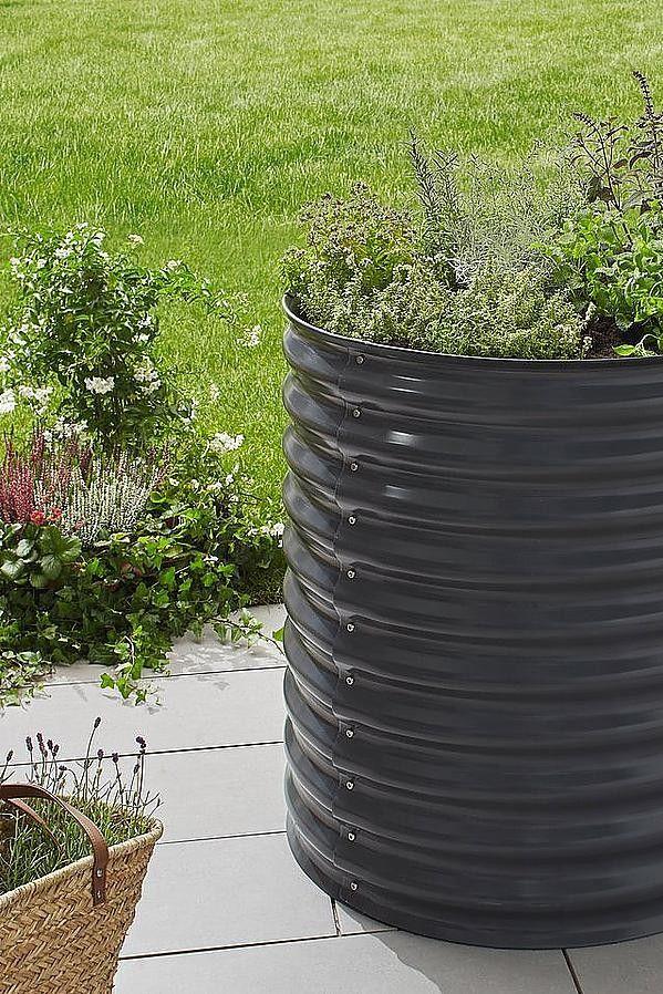 Konifera Hochbeet Bxtxh 80x80x82 Cm Online Bestellen Baur 80x80x82 Baur Bestellen Bxtxh Hochbeet Konifera Online In 2020 Garden Planters Planter Pots