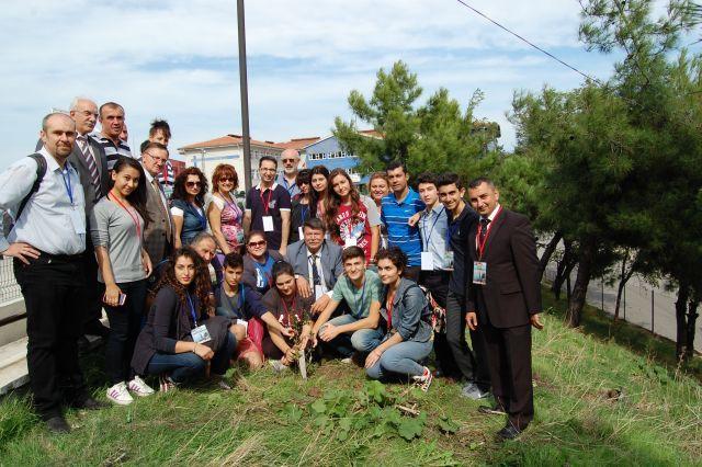 Rydułtowy: młodzież z Liceum Ogólnokształcącego z wizytą w Zonguldak | Wodzisław Śląski, Racibórz, Kędzierzyn - Koźle - Informacje z regionu