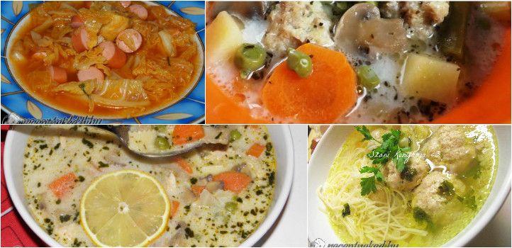 Lélekmelengető finomságok: 5 szuper leves recept - Receptneked.hu - Kipróbált receptek képekkel