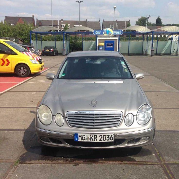 Mercedes-Benz E 220 CDI Automatik Classic TÜV bis 05.2019