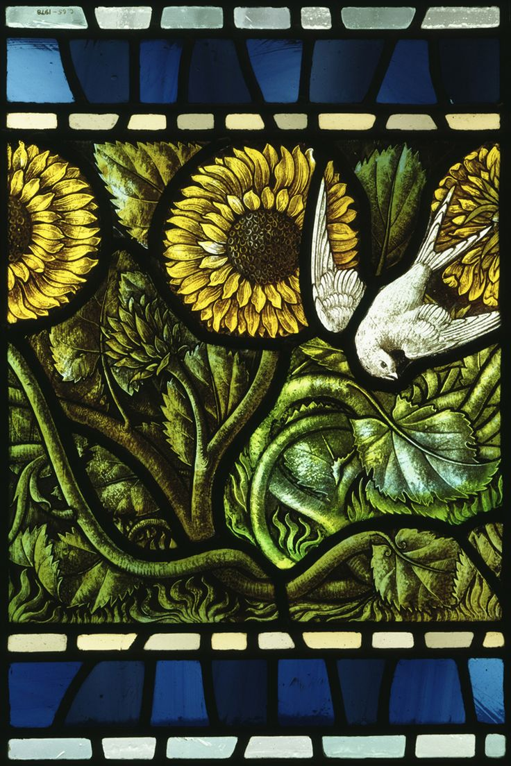 Glass Panel by Carl Almquist