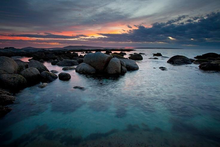 Langebaan sundown - Pascall Photography