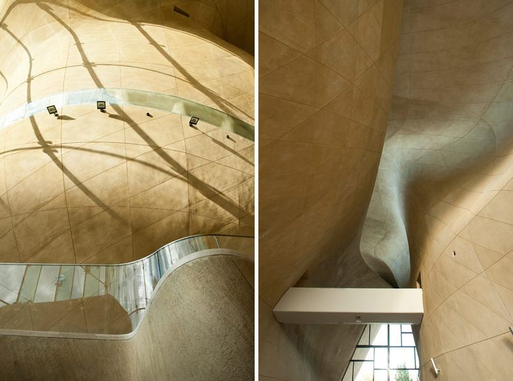 lahdelma & mahlamaki architects: museum of the history of polish jews
