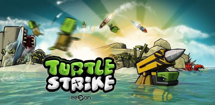 New TurtleStrike Art #turtlestrike