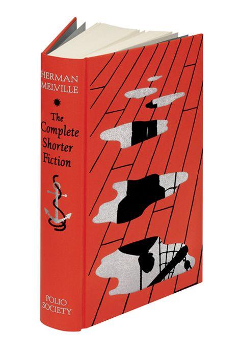 Herman Melville's Shorter Fiction - Bill Bragg Illustration