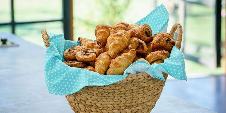 Yeast Free Viennoiseries: Praline Pain Au Chocolate, Raspberry Croissants and Palmiers - Lifestyle FOOD