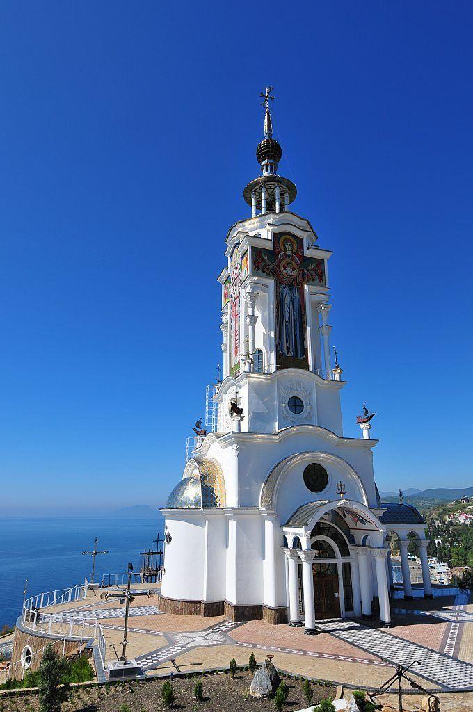 #Lighthouse Church - Crimea, #Russia photo    http://dennisharper.lnf.com/