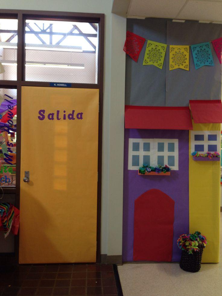 Multicultural Classroom Decor : Best door decorations images on pinterest classroom
