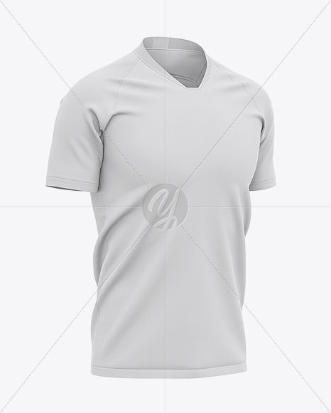 Download Men S V Neck Soccer Jersey Mockup Half Front View Football Jersey Soccer T Shirt In Apparel Mockups On Yellow Images Object Mockups Clothing Mockup Shirt Mockup Design Mockup Free